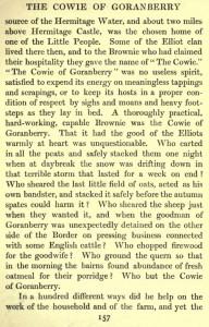 Cowie of Goranberry story (3)