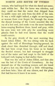 Cowie of Goranberry story (6)