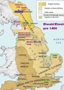 Elwald-pre-1400-Redheugh-names-map 1