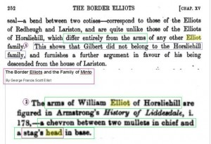 Gilbert not of Hosliehill, like William, but of Lariston