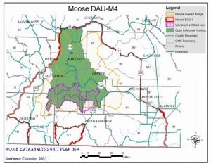 Moose SW CO 2005