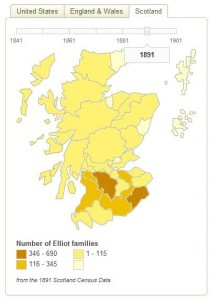 Scotland 1891