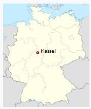 Kassel location