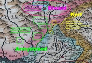 liddel map
