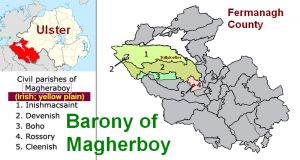 Barony_of_Magheraboy map