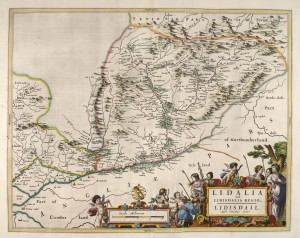 Blaeu_-_Atlas_of_Scotland_1654_-_LIDALIA_-_Liddesdale