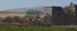 Braidley, Hermitage Castle