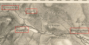 Hermitage Braidley map