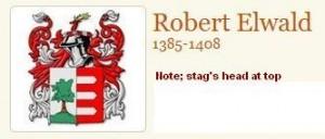 Robert Elwald 1385-1408