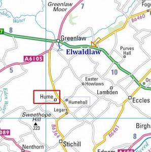 Elwaldlaw Hume map