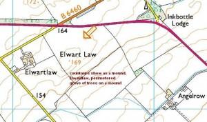 Elwartlaw Elwaldlaw map