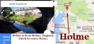 holme-england-uk