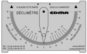modern declimeter