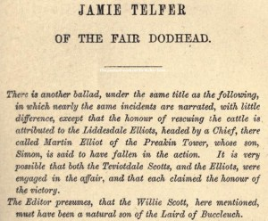 Jamie Telfer 1st pg
