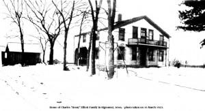 Charles Henry Elliott house 1923