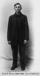 Clyde R. Elliott son of Edmund