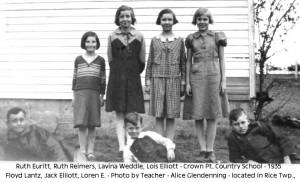 Crownpoint School 1935