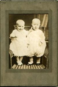 Doris & Frank Elliott 1919