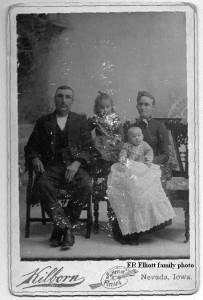 EB Elliott family photo