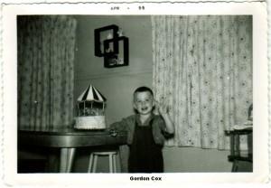 Gordon Cox