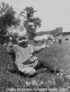 Loren Elliott 1924