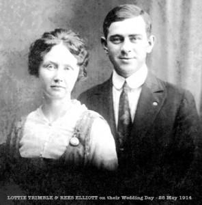 Lottie Trimble & Rees Elliott