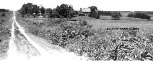 Mark Elliott farm ca 1946