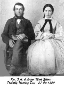 Rev SA & Louisa Mark Elliott