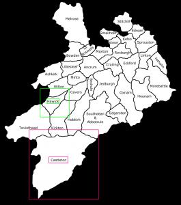 Roxburghshire Castleton-Hawick Parishes