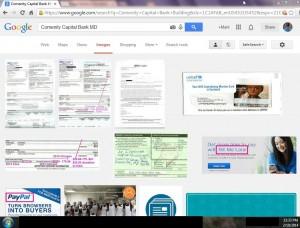 Comenity Capital Bank Feb. 10 12.34 Google