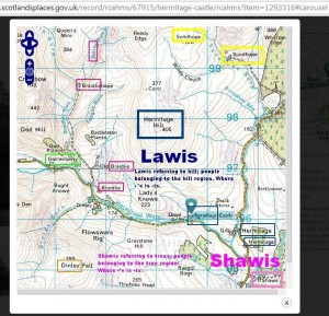 Hermitage Lawis and Shawis