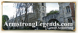 Armstrong Legends by Lowell