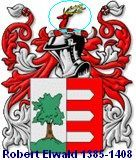 Robert Elwald crest