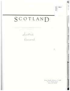 Scottish research mapping to US reference (1)