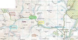foresta map