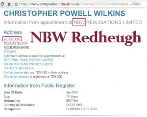 NBW Redheugh