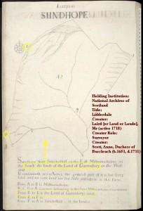 Sundhope-Liddesdale-map