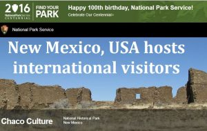 NM USA hosts international visitors