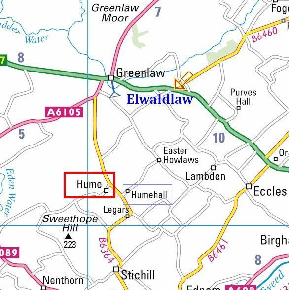 Rutherford & Home (Hume) (Holme-Holm) – Elwald